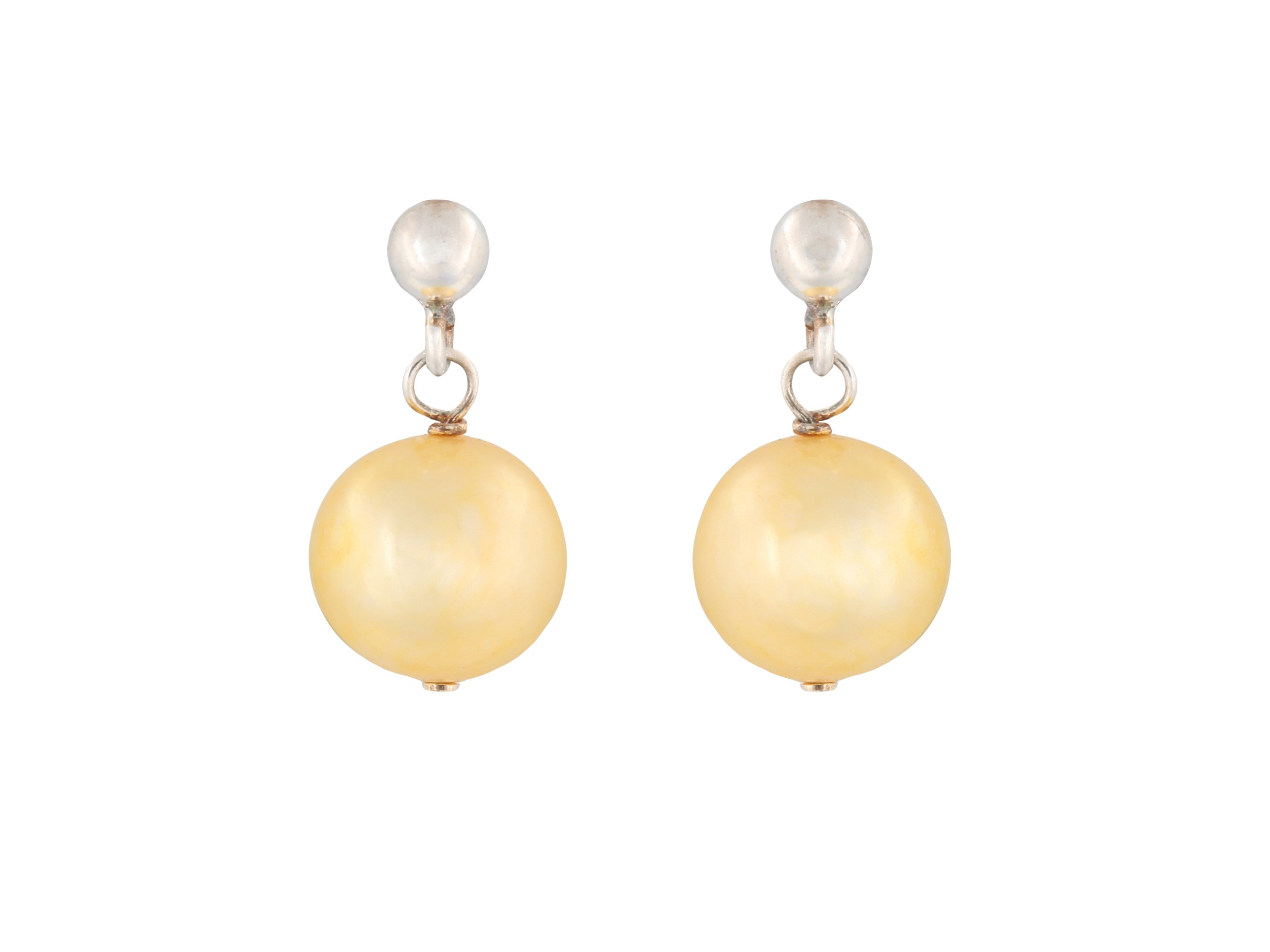 pearls kyle yellow stones picture in medium golden fan buy earrings micro of