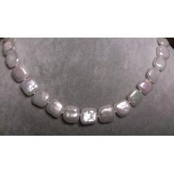 Huge baroque pearls necklace