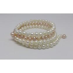 Valge roosa pärlivõru