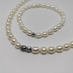 Õrn valge pärl