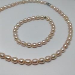 Õrn roosa pärl