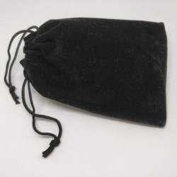 Gift pouch black