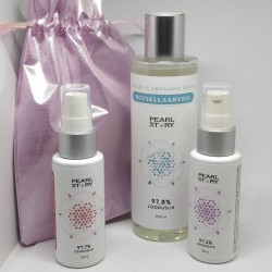 Pearl cosmetics gift set