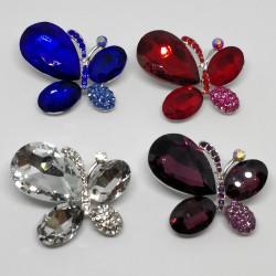 Suurte kristallidega...
