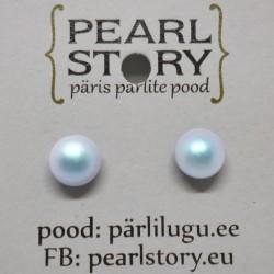 Swarovski pearl small flat...