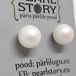 Swarovski round pearl matte...