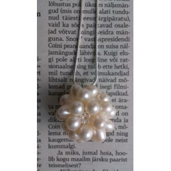 Suur särav pärlipall ripats